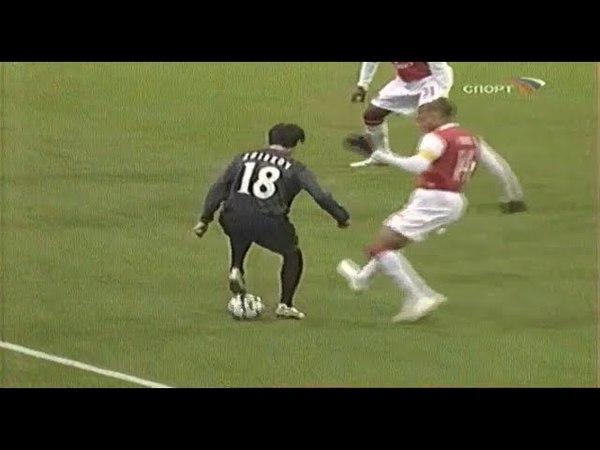 Арсенал Лондон 0 0 ЦСКА 01 11 2006 Arsenal FC vs CSKA Moscow