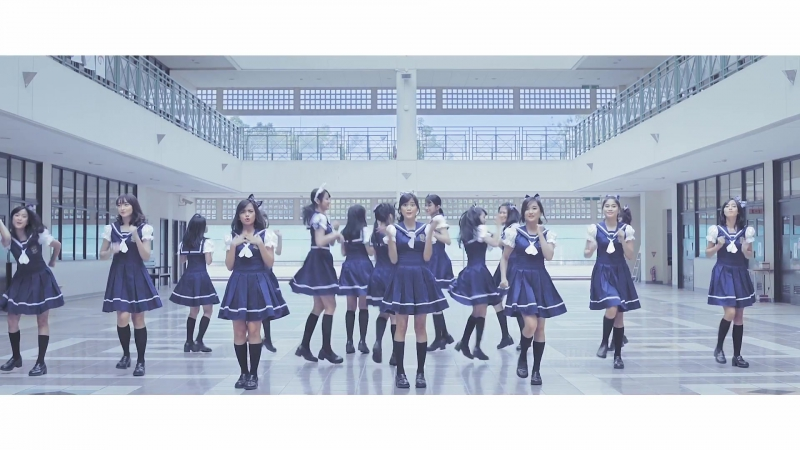 JKT48 - Sedikit Saja I Love You (Hikaeme I Love You)