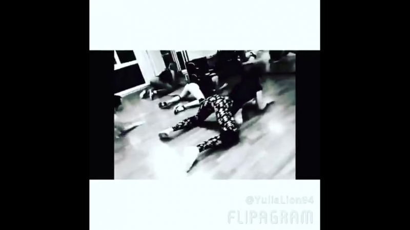 Twerk Юлия Львенок
