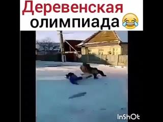 Деревенская олимпиада
