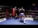 IBA Boxing - Rachel Newby v Dora - Womens First Round Knockout!