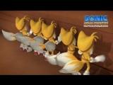 Sonic Boom/Соник Бум - 2 сезон - 09 серия - Плохая идея