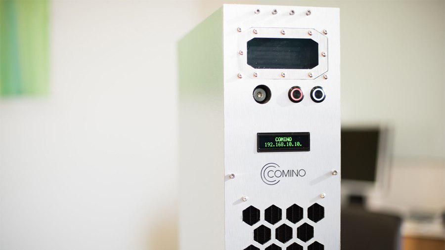 bp3TycZrnnI Стартап Comino представил новый обогреватель с функцией майнинга