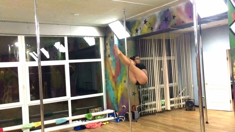 Pole Dance Омск Жанна Фирс