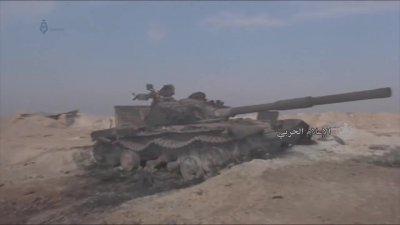 Syria: SAA capture new towns in Hama province.