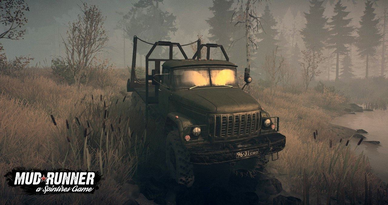 Spintires: MudRunner (2017) PC - Скриншот 2