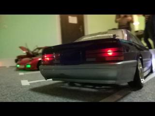 Nissan Leopard RC Drift