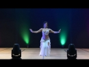 Jasirah Melody of Heartbeat tabla solo Isadora Cup Kiev 2016