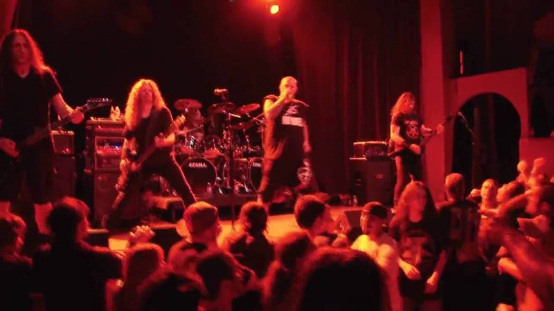 Exodus Children of a Worthless God Live 82110