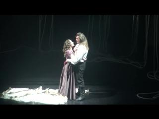Валерий Анохин и Наталья Крестьянских - Я тебя никогда не забуду (Юнона и Авось)