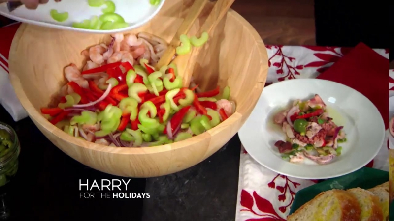 THURSDAY! Martha Stewart Harry Performs One of His Holiday Classics!