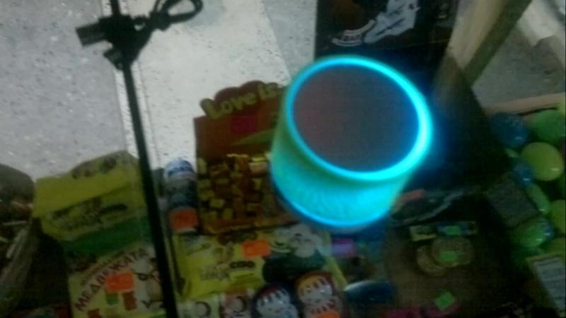 Bluetooth колонка с подсветкой