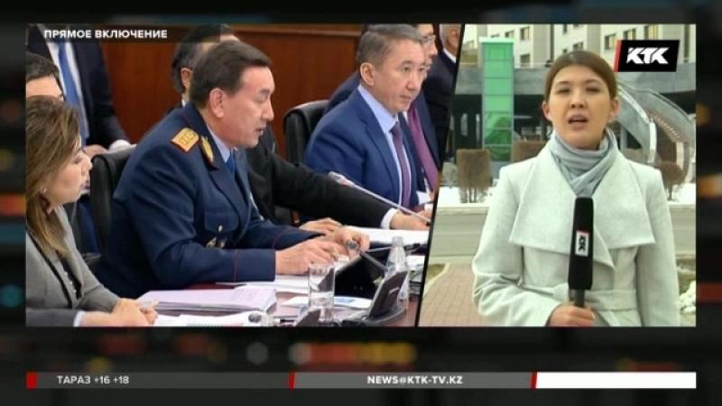 Министр МВД и зам. премьер-министра будут нести ответственность за ситуацию с паводками.