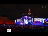 Кватро— «Потолок ледяной». Ночной концерт наКрасной площади. Фрагмент выпуска от01.01.2018