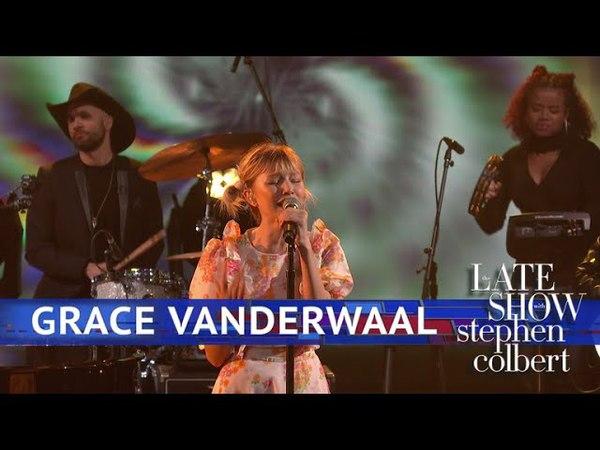 Grace VanderWaal Performs Clearly