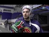 Видео с тренировки в Нижнем Новгороде