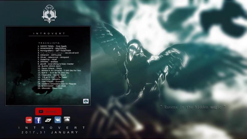 ✝BL▲CK CΔT✝ - Exorcism - Introvert • Compliation Mix •