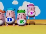 Alphatet hamsters