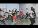 МК по Afro-House от Мигеля Лумбела в студии dss dssvlz Волжский😊