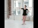Боди-балет (body ballet). Tendu. Plié. Tendu. Plié All day, every day!