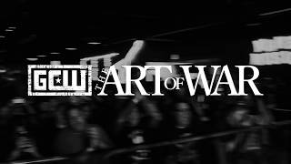 Post image of GCW The Art Of War