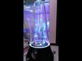 музыкальный фонтан с светодиодной подсветкой