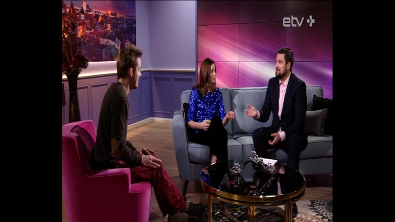 FreedomDANCE на ETV (Эстония)
