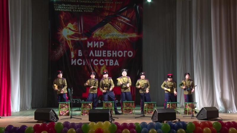 АНСАМБЛЬ ЛОЖКАРЕЙ РОСИЧИ №27