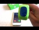 Детские часы с GPS трекером Smart Baby Watch Q50 - нас! Ссылка в описании.