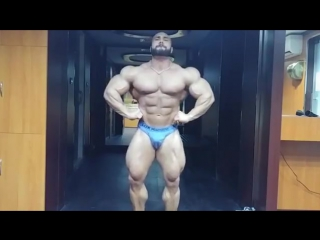 Samir Troudi 7 weeks out from Arnold Classic 2018