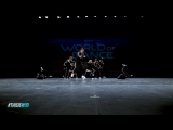 Super Cr3w Ft. Break Ninjaz and Zoologic _ FrontRow _ World of Dance Las Vegas 2