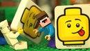ЭКСПЕРИМЕНТЫ и Лего НУБик Майнкрафт Мультики LEGO Minecraft - Видео Мультфильмы для Детей