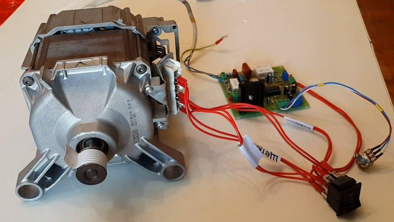 Как регулировать обороты двигателя от стиральной машины rfr htuekbhjdfnm j jhjns ldbufntkz jn cnbhfkmyjq vfibys rfr htuekbhjdfnm