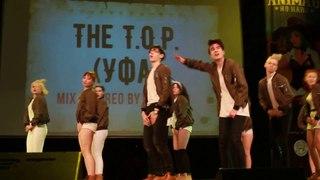 The T.O.P. (Уфа) MIX (choreo by MJ CREW) ANIMAU NO HARU 2018