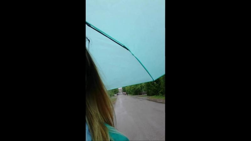 Погода прелесть)