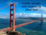 Scott Mckenzie - San Francisco (Lyrics)