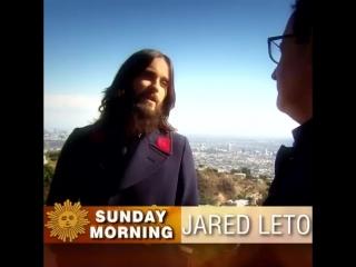 21.02.2018 • Интервью | CBS Sunday Morning