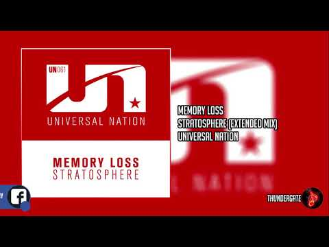 Memory Loss – Stratosphere (Extended Mix)