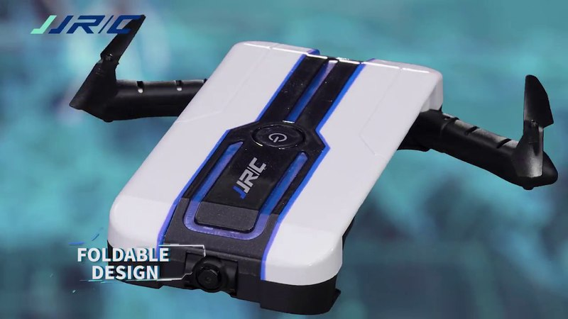 JJRC H61 New Generation Optical Flow Positioning Foldable Drone