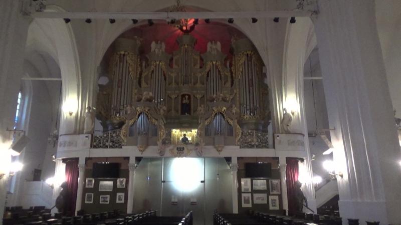 Кафедральный собор- Органный зал 14.03.2018