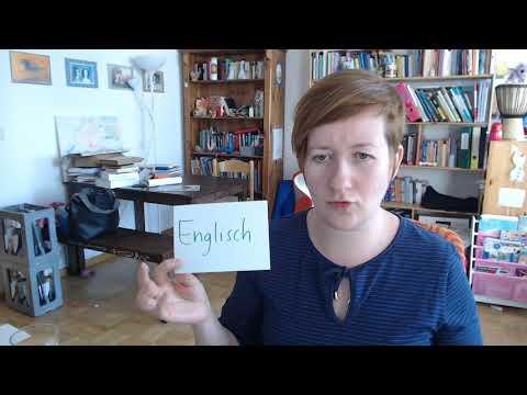 Marija spricht 5 ( 3) Sprachen ) Polyglotte aus Lettland