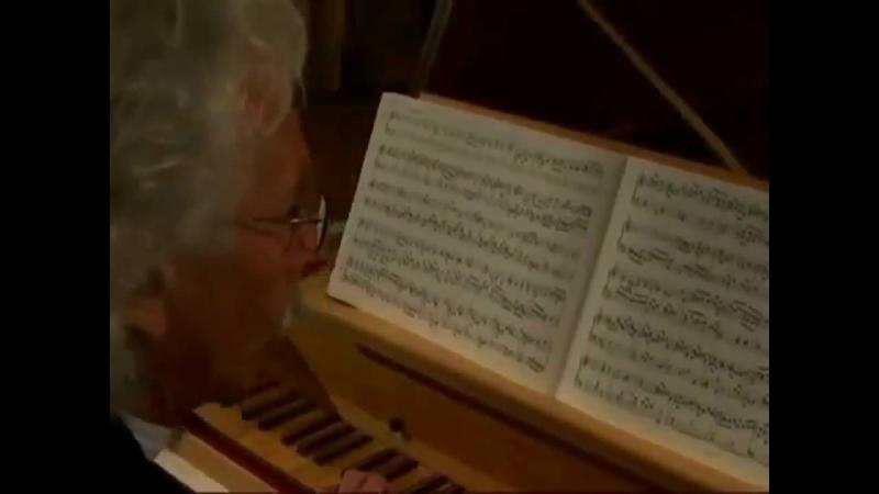 1080 (1) J. S. Bach Die kunst der fuge, BWV 1080 1. Contrapunctus 1. Toccata avanti la Messa in Requiem - Peter Ella, harpsicho