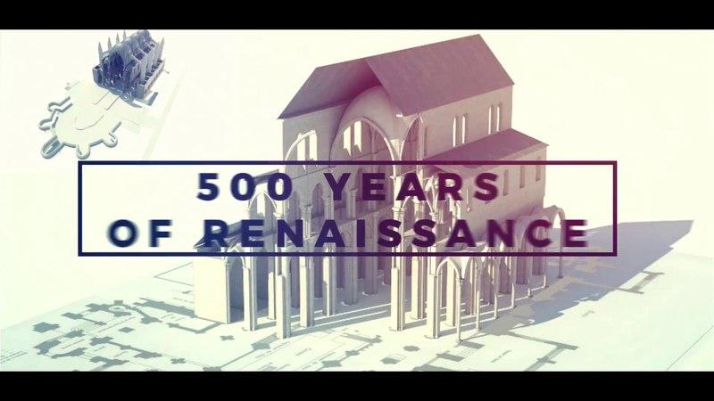 500 ans de la Renaissance(s) en Centre-Val de Loire - Viva Leonardo Da Vinci