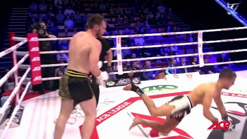 Vyacheslav Borschev (Russia) vs Hafid El Boustati (Morocco) / Вячеслав Борщёв (Россия) vs Хафид Ель Бустати (Марокко)