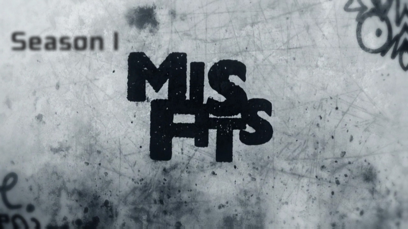 Misfits Отбросы Сезон 1 Серия 2 2009