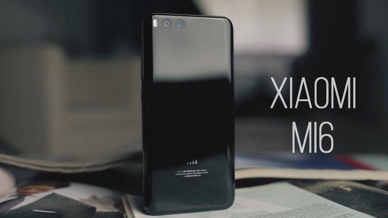 Xiaomi Mi6 полный обзор, отзыв пользователя.