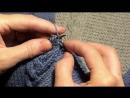 Урок 8. Выполнение боковых швов. Соединение подреза проймы с рукавом горизонтальным трикотажным швом.