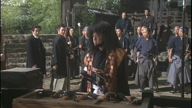 48-Shinsengumi / Шинсенгуми