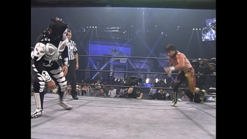 WCW. Thunder 01.07.1999 HD