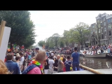 Amsterdam gay pride › Canal Parade 2017